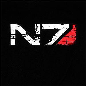 Mass Effect N7 Logo T-Shirt