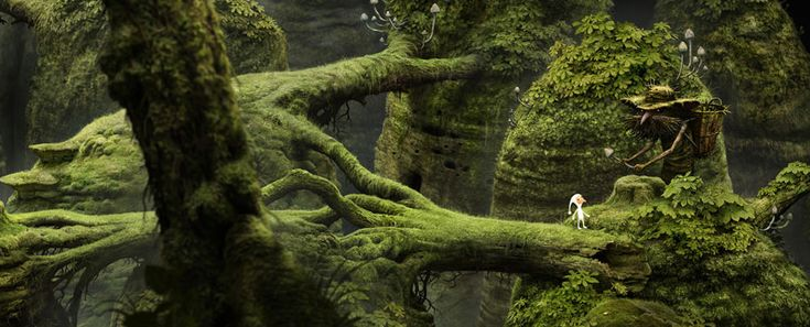 Samorost 3 designed by Amanita Design