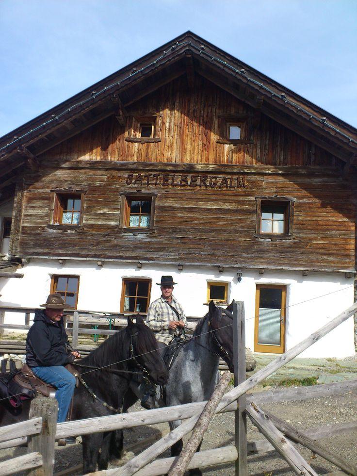 #Sattelbergalm in Gries am Brenner/Austria - near the italian boarder: photo by Hannes Wimmer/mounthagen on Pinterest