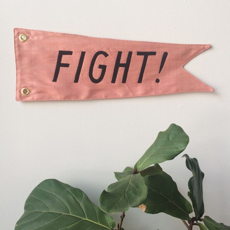 Fight pennant