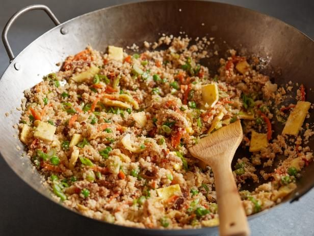 Get Food Network Kitchen's Cauliflower Fried Rice Recipe from Food Network