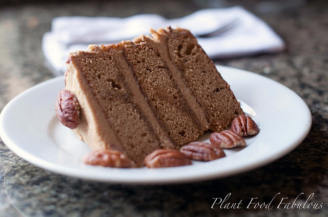 Butterscotch Pecan Cake | Tempting Treats | Pinterest