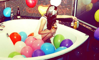 party in bathroom - Google Search