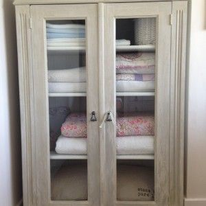 12 best french linen cupboards images on Pinterest | Linen ...