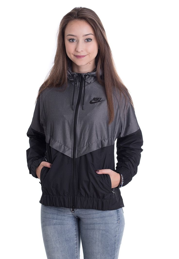 Checkout this out: Nike - Windrunner Black/Black - Windbreaker for € 74,99