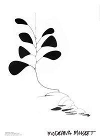 Moderna Museet Webshop - Alexander Calder