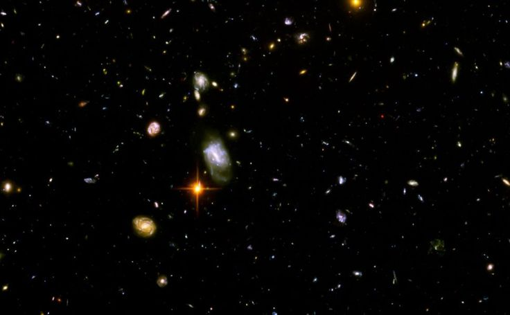 17 Best ideas about Hubble Ultra Deep Field on Pinterest ...