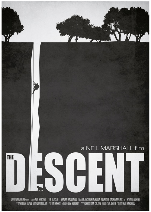 The Descent | Ryan Black - I hate horror movies, but The Descent resonates with me. It is much smarter in theme and execution that many of its peers.