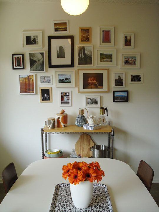 Small, Cool Spaces: Los Angeles | Apartment Therapy - pictures from all the countries we've been to?