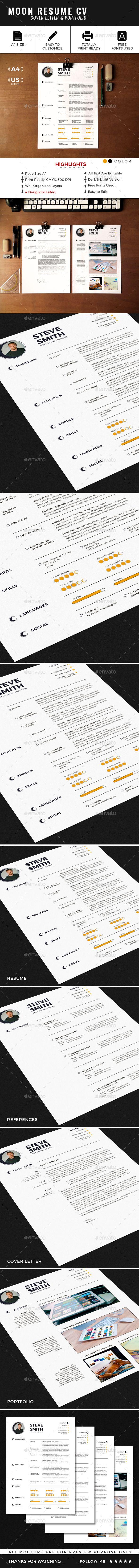 1458 best Резюме images on Pinterest | Cv template, Design resume ...