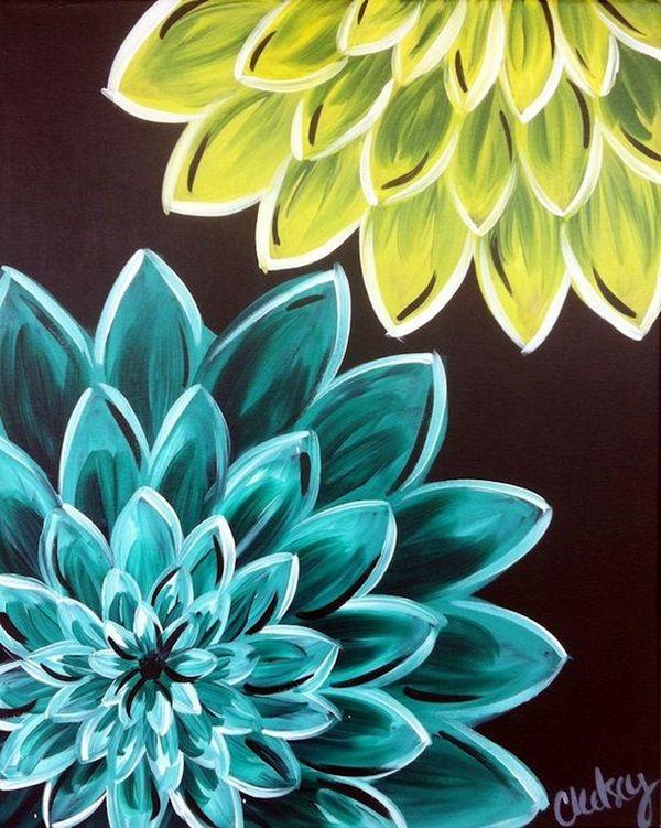 Картина Идеи Спокойный Цветок лотоса (11)