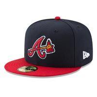 Atlanta Braves 2017 59Fifty Authentic Fitted Performance Alternate MLB Baseball: Wear the… #IceHockeyStore #IceHockeyShop #IceHockeyJerseys