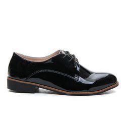 LAKOVANÉ Poltopánky, klasické, pohodlné a štýlové dámske topánky Skvelé dámske poltopánky vyrobené z lakovanej eko kože.Módne, pánsky štýl.Profilovaná vložka je veľmi pohodlná a komfortná.Krátke klasické šnurovanie.Skvele sa hodí pre klasické outfity.Materiál: lakovaná eko koža https://cosmopolitus.eu/product-slo-36809-LAKOVANE-Poltopanky-klasicke-pohodlne-a-stylove-damske-topanky.html #damske #topanky #jesenne #lacne #lakovany #pohodlne #elegantne #klasicke