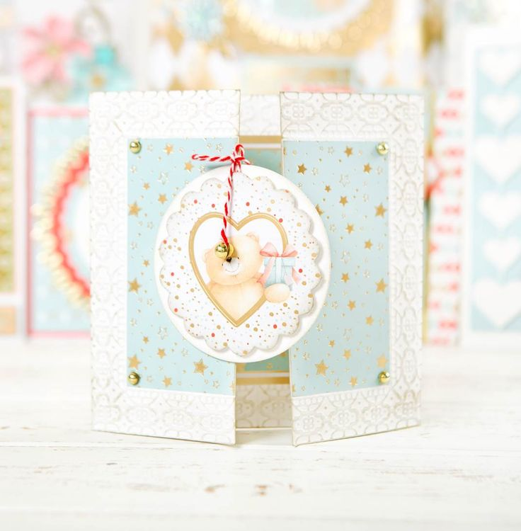 Shop the @docrafts Forever Friends Decadence Collection now at C&C! Click 'Visit Site' above. / cardmaking / papercraft / scrapbooking / craft