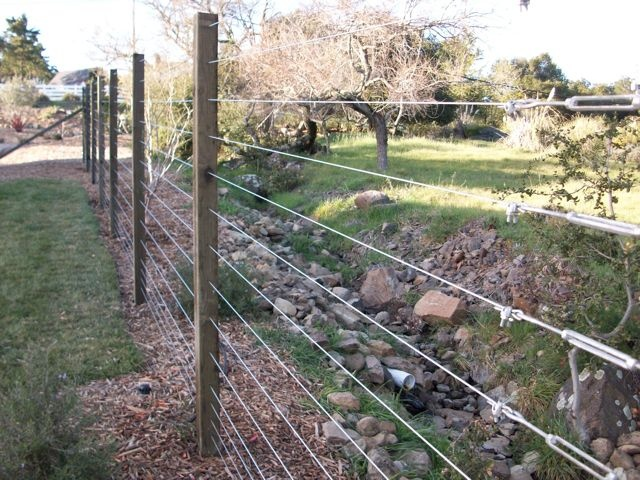 18 best Cable Rail Fence images on Pinterest   Decks, Banisters and ...