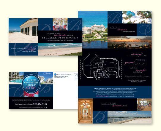 119 best Real Estate Postcard Design Ideas images on Pinterest
