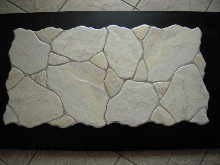 Piastrella Pietra Bianca Sasso pavimento e rivestimento 2