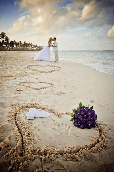 海と空が美しいバリ島、白砂ビーチを使って撮ったウェディングフォトがキュート♡バリでの結婚式一覧♡ウェディング・ブライダルの参考に♡