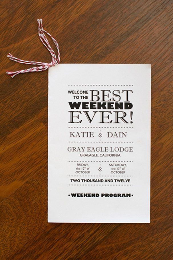 diy cd wedding invitations%0A Charming Crafty Wedding at Gray Eagle Lodge  Charming DIY Wedding