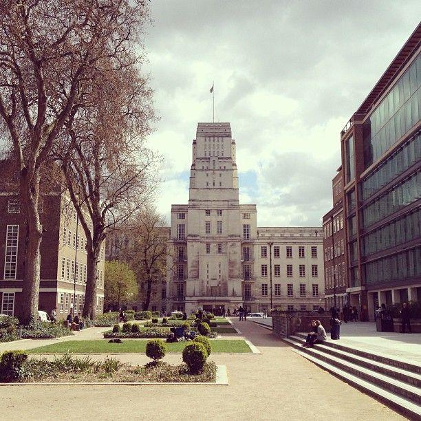 Birkbeck, University of London in Bloomsbury, Greater London