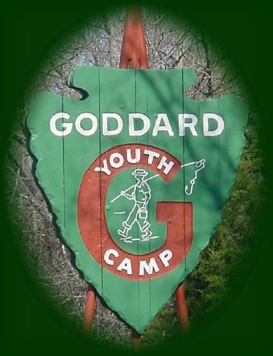 A week at Camp Goddard (Arbuckle Mountains, OK) during the 6th grade =)