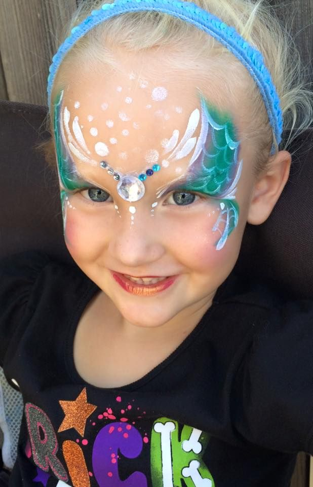 17 Best images about Face Painting - Under the Sea on ...