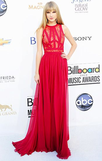 Taylor Swift is queen of the Billboard Awards prom.Taylor Swift, Taylorswift, Elie Saab, Ellie Will Be, Dresses, Gowns, Billboard Music Awards, Red Carpets, Taylors Swift