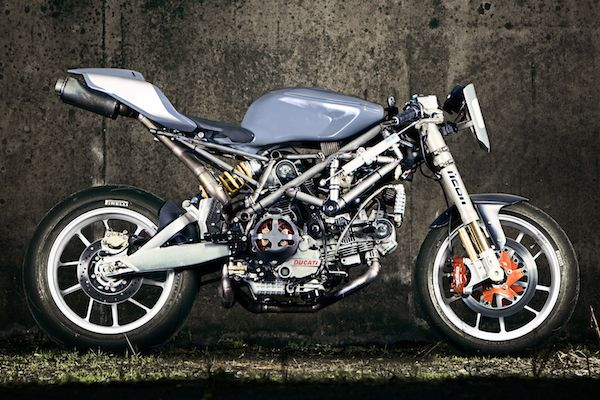 Icon Motorsports - Ducati 1000DS TiFighter  - via il Ducatista