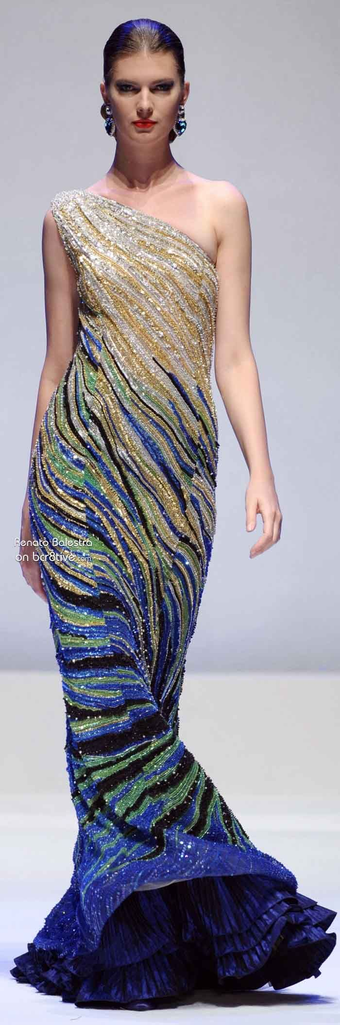 Renato Balestra Fall Winter 2012-13 Couture♥✤ | KeepSmiling | BeStayClassy