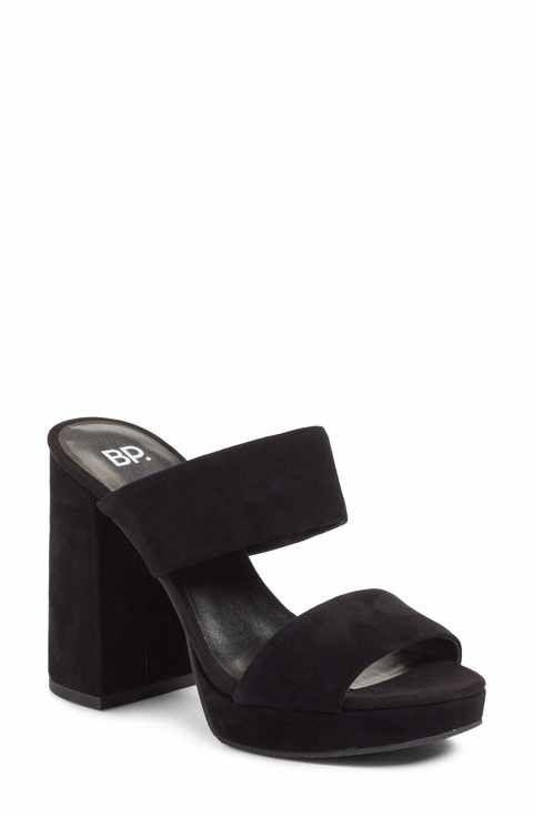 a3aecf8d8986 BP. Sophia Platform Sandal (Women)