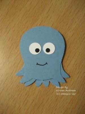 by Kirsten Andersen.... the octopus up close