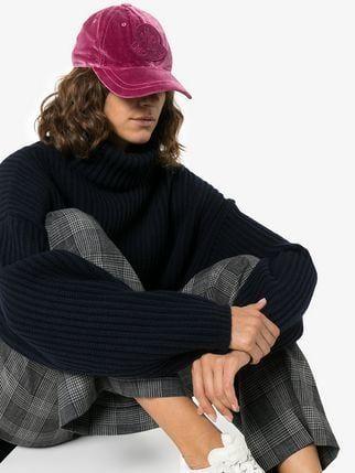 7c734e435d9 Moncler velvet cap