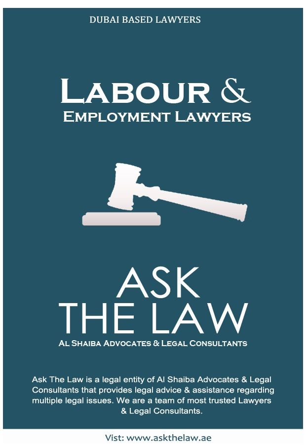 Labour Lawyers In Dubai Business Regulations Lawyer Employment Law