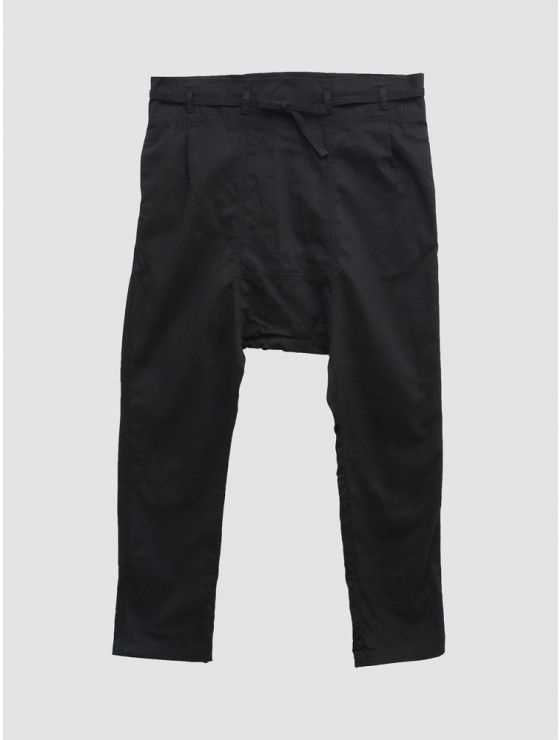 karate pant black