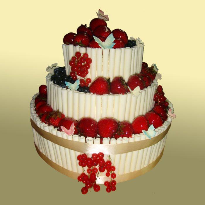 Праздничные торты на день рождения