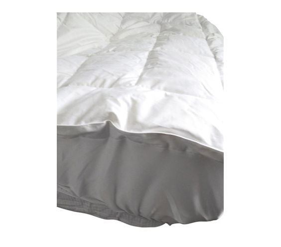 featherbed mattress pad twin xl ultra comfortable dorm bed topper for twin long beds