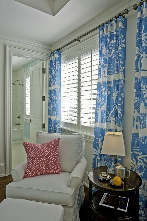China Seas Lyford Background Curtains With Alan Campbell