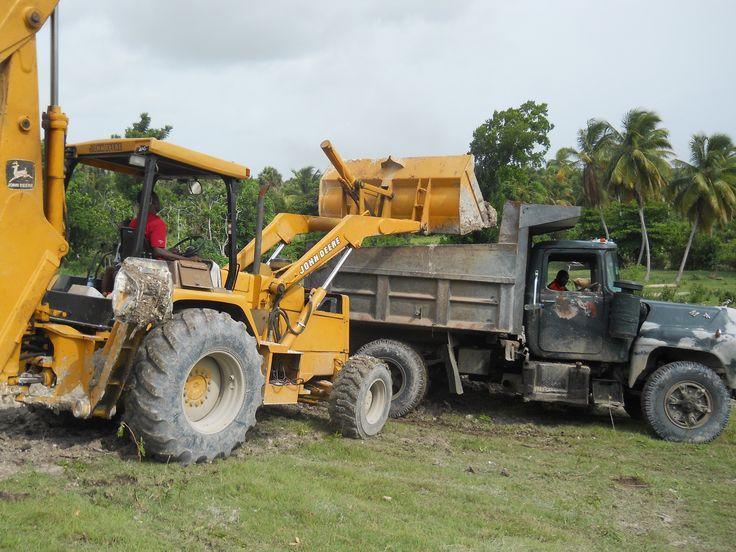 #haiti #vacation #resort #construction