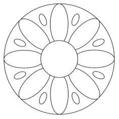 dibujos para hacer mosaicos papel - Buscar con Google