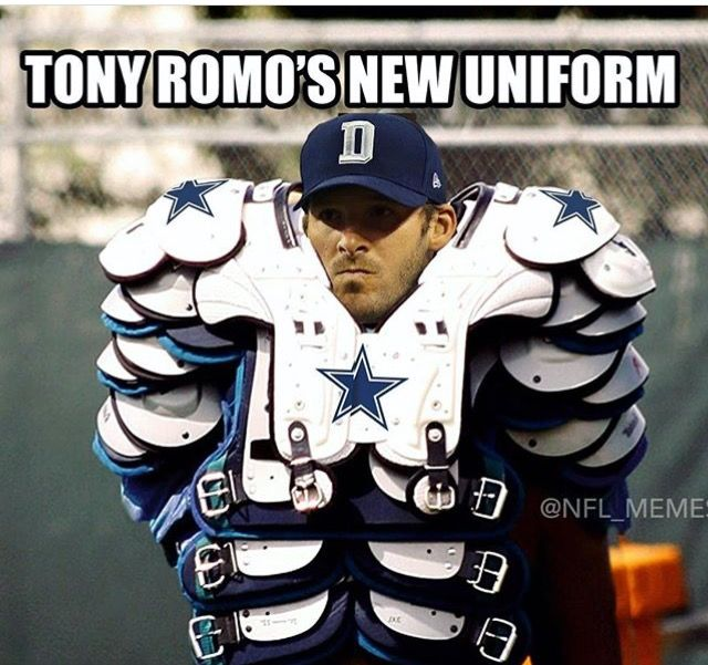 7f1b9050424bbc4468a7bd21e9ac2df7 nfl memes sports memes best 25 tony romo memes ideas on pinterest tony romo jokes,Tony Romo Memes