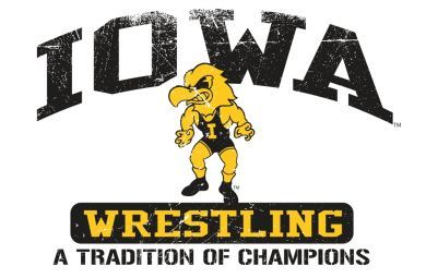Iowa Hawkeyes Wrestling | University of Iowa Hawkeyes Wrestling Dri-fit Tee