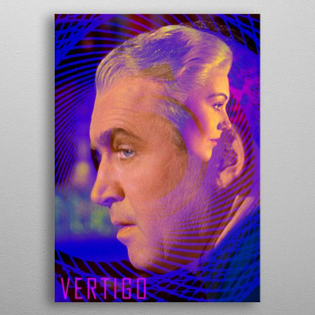 26% OFF all products this weekend Use code: SPRING26 . Vertigo  Movie metal print Poster. #sale #sales #discount #posters #gifts #giftideas #homegifts #39 #wallart #livingroom #decoration #home #homedecor #cool #awesome #giftsforhim #giftsforher #movies #cinema #movieposter #classicmovie #vertigomovie #hitchcock  #film