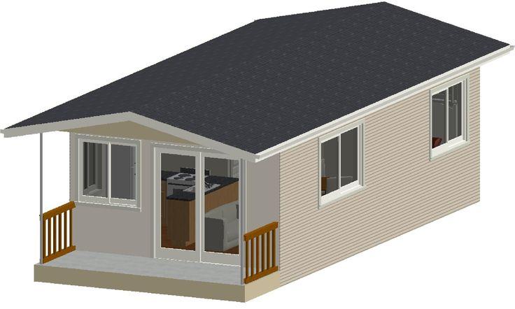 Granny Flat Brisbane - The Beach House - 46.5m2