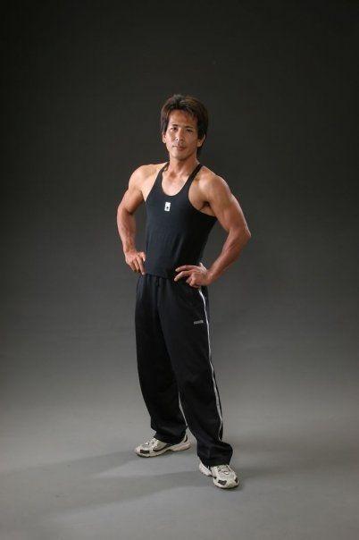 Makoto Nagano.  THE Ninja warrior.