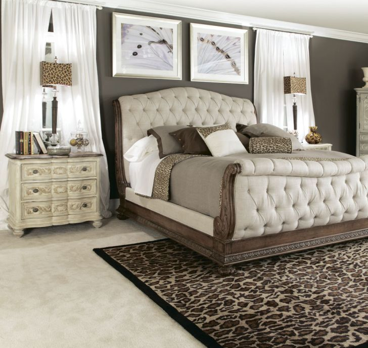 Boutique Bedroom Set In Baroque American Drew Jessica