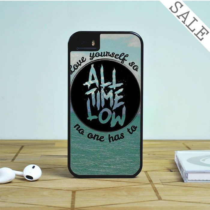 All Time Low Logo For iPhone | Samsung Galaxy | HTC Case