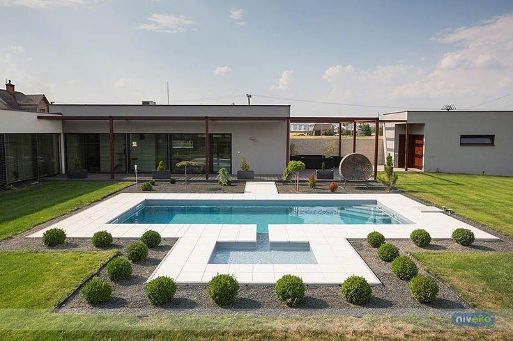 NIVEKO Top Level » niveko-pools.com #lifestyle #design #health #summer #relaxation #architecture #pooldesign #gardendesign #pool #swimmingpool #pools #swimmingpools #niveko #nivekopools