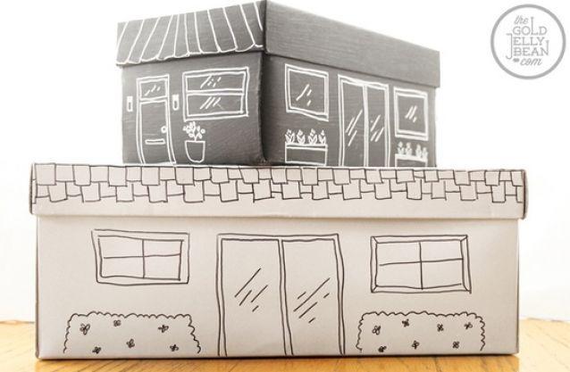 97 cosas para hacer con cartón, cartones de huevos y cajas de zapatos