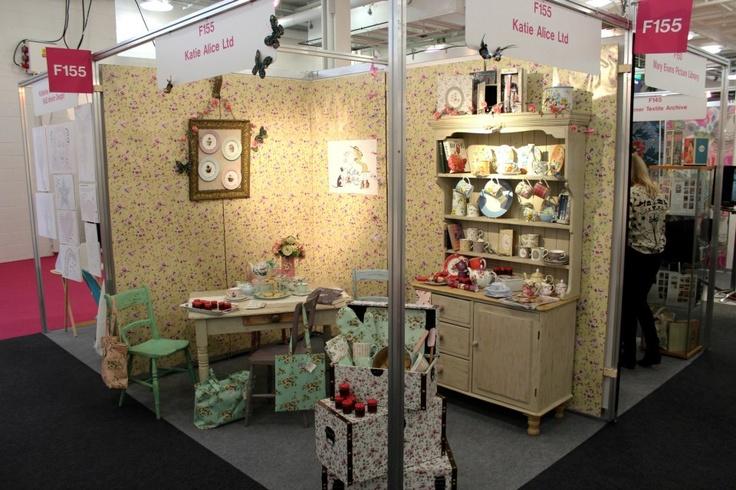 Katie Alice Exhibition Stand