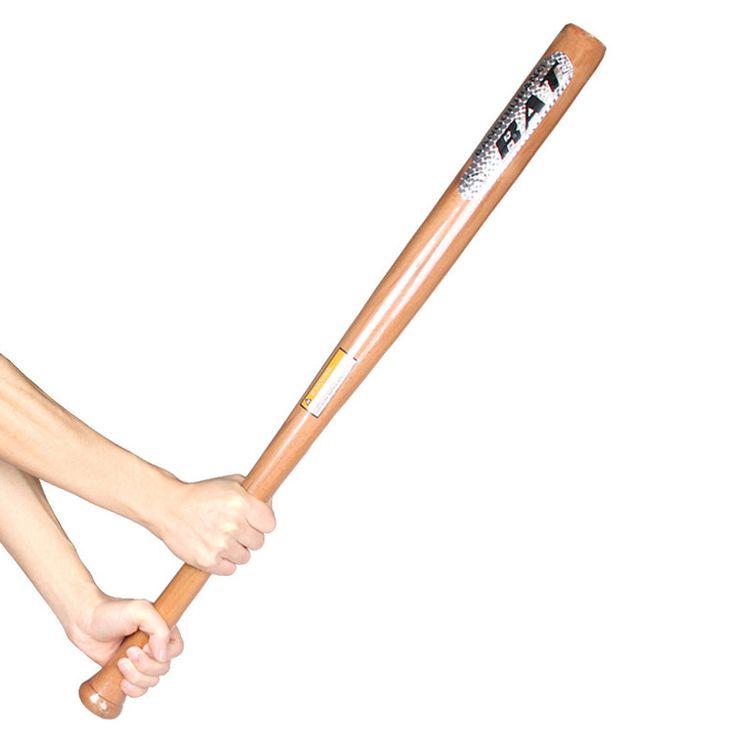 2016 Durable Solid Wooden beisbol Baseball Bat wood bate taco de basebol beisebol Softball Hardball wholesale price